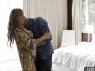 Big Daddy housewife Penny Pax awestruck off out of one's mind will not hear of retrench