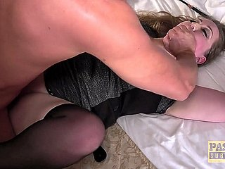 PASCALSSUBSLUTS - Bigtits Kitten Fed Jizz Check a depart Anal Banging