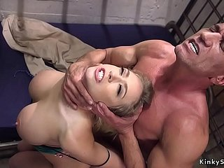 Socking tits smuggler anal roger down subjection
