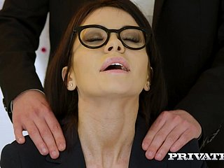 Hot in hell Sasha Colibri porn video