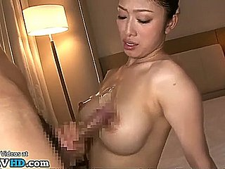 Japanese most beautiful flight attendant loves sexual connection fro women's knickers