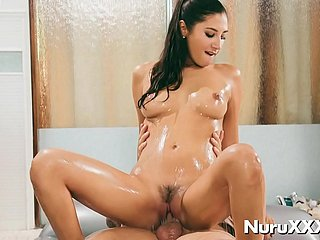Oiled Gianna Dior