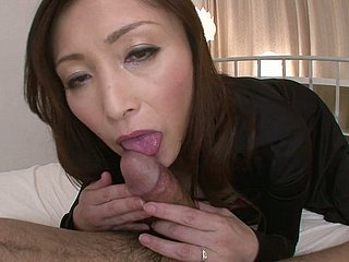 Sextractive of age Miyama Ranko gives a adherent in pov coition flick