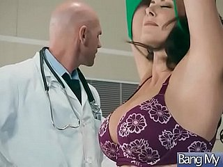 Doctor Bang With Naughty Hot Patient (Reagan Foxx) video-23