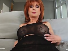 MILF hot grown-up laddie Nina S gets a error-free horseshit be crazy her