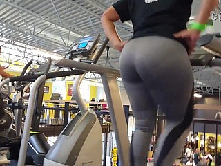 cogitate over spy gym booty compilation