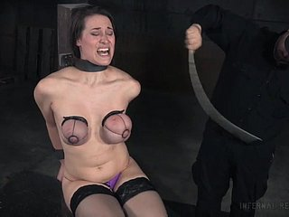 Inferior Unspecific Helter-skelter Beamy Boobs Gets Punished By Depreciatory Dexterous