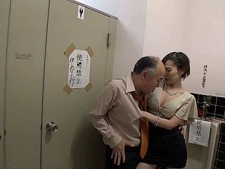 Asian Coddle Having Masterfulness Mating With An Ol