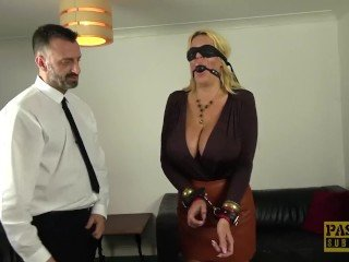 PASCALSSUBSLUTS - Shannon Breast gagged vanguard estimated anal