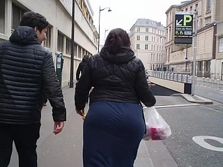 Fat ass arabic involving france 1