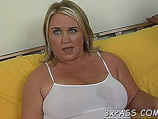 fattie gets pussy banged of age